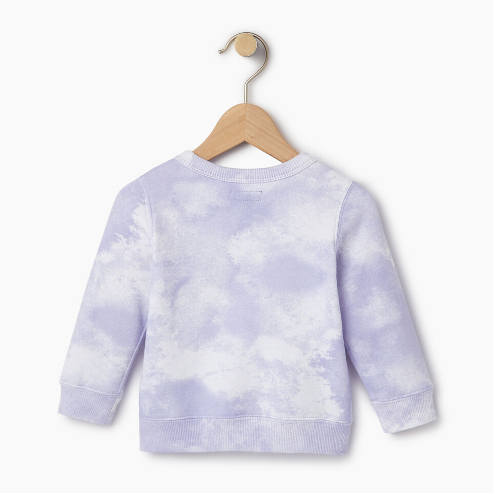 Roots-undefined-Baby Cloud Nine Crew Sweatshirt-undefined-B