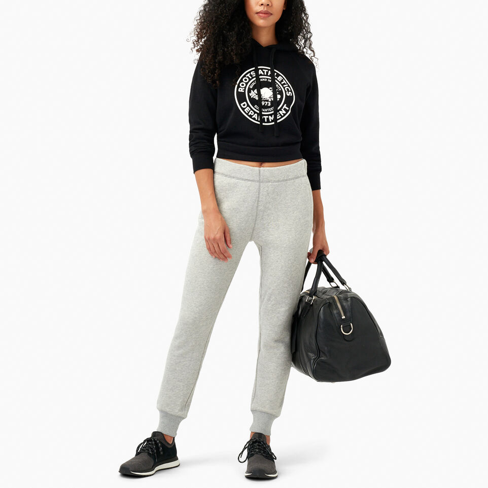 Roots-undefined-Georgina French Terry Sweatpant-undefined-B