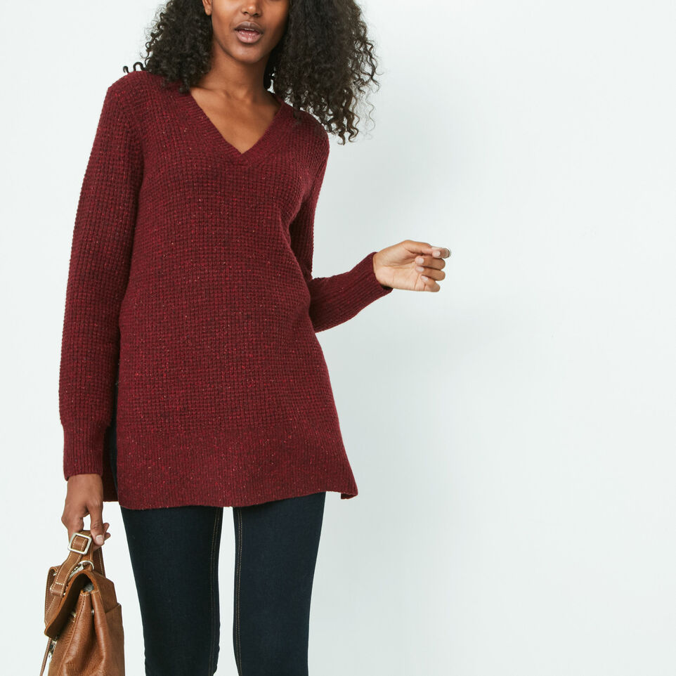 Roots-undefined-Harvest V Neck Tunic-undefined-B