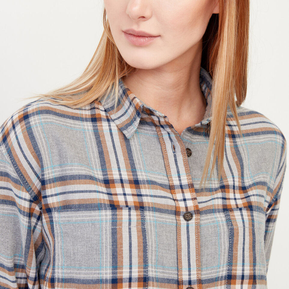 Roots-undefined-Brookside Flannel Shirt-undefined-E
