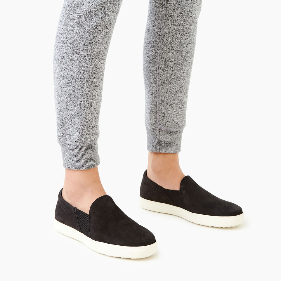 Roots-Women Categories-Womens Annex Slip-on-Abyss-B