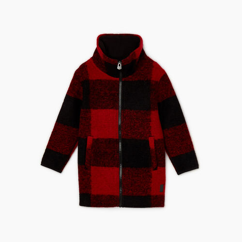Roots-Sale Toddler-Toddler Seymour Jacket-Cabin Red-A