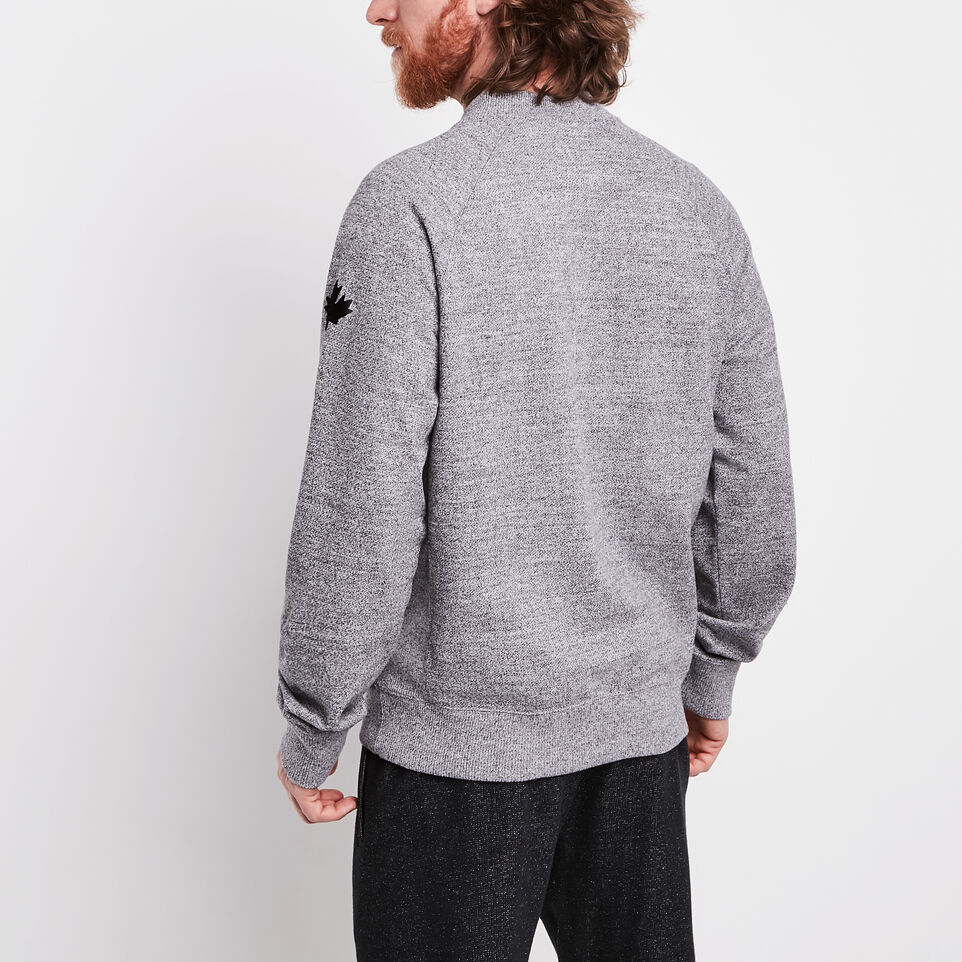 Roots-undefined-Roots Salt and Pepper Track Jacket-undefined-D