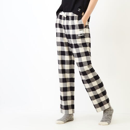 Roots-Women Our Favourite New Arrivals-Inglenook Lounge Pant-Black-A