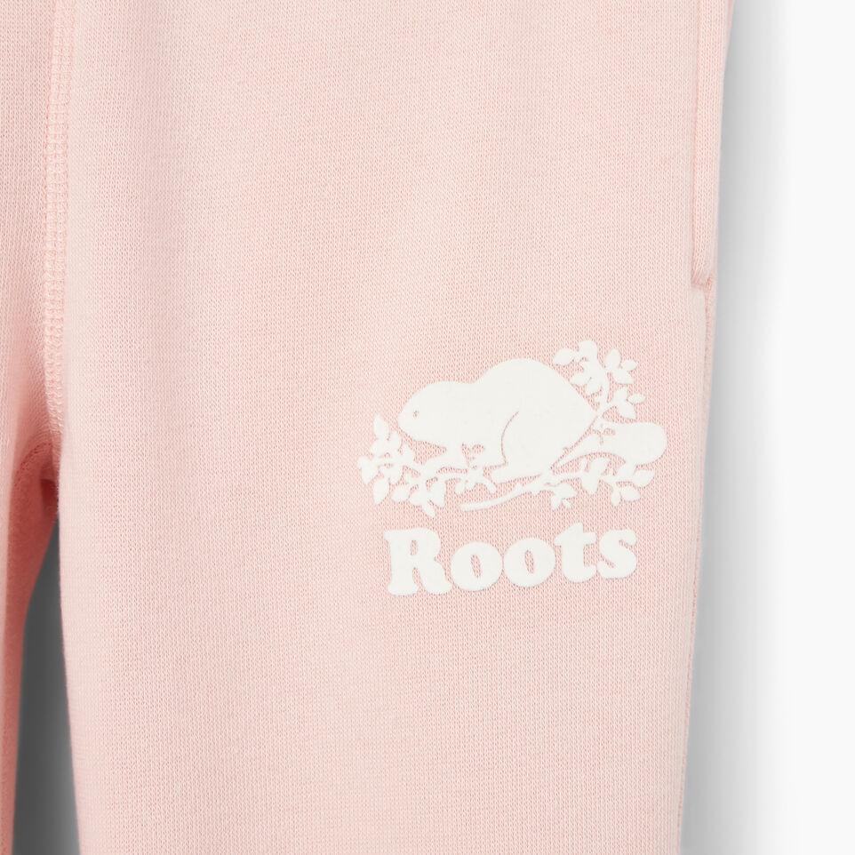 Roots-undefined-Girls Fleece Sweatpant-undefined-D