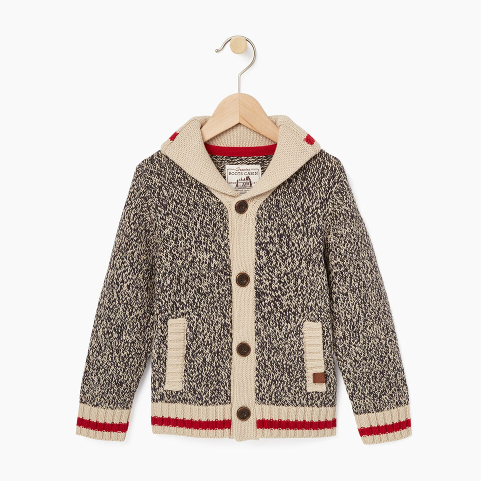 Roots-Toddler Cabin Cardigan