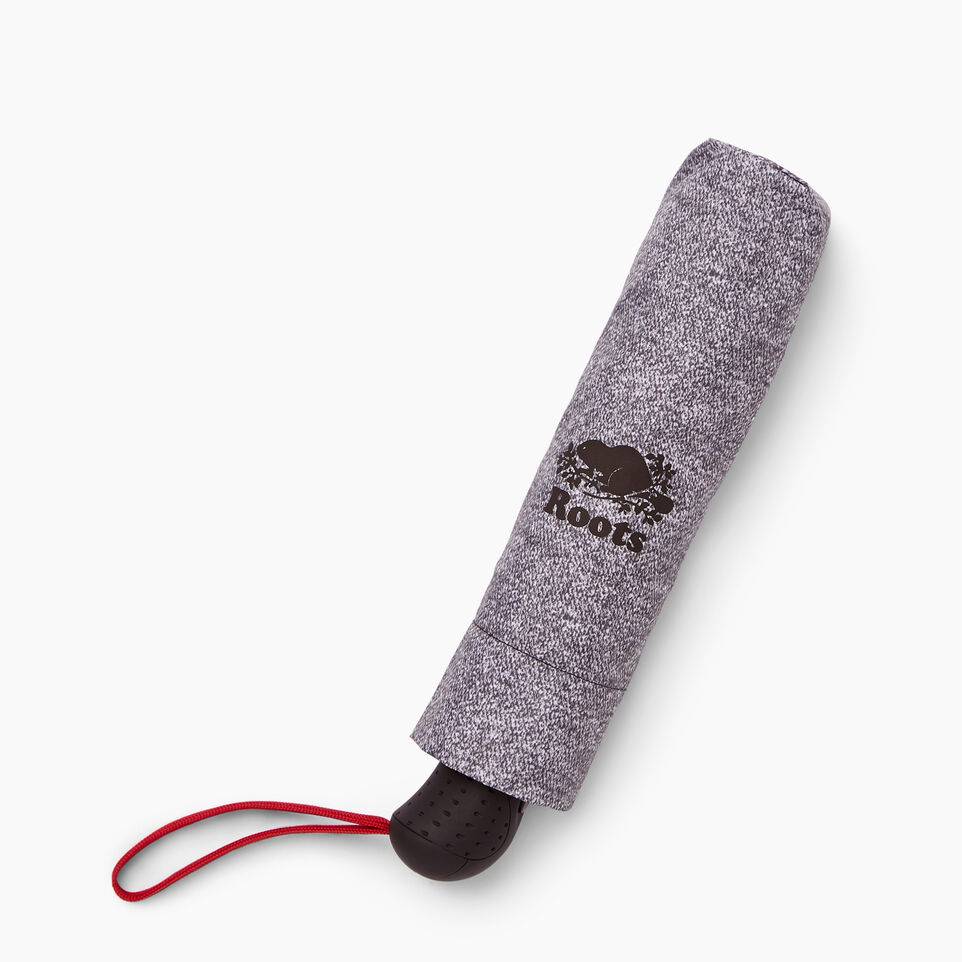 Roots-Women General Store-Roots Salt and Pepper Umbrella-undefined-A