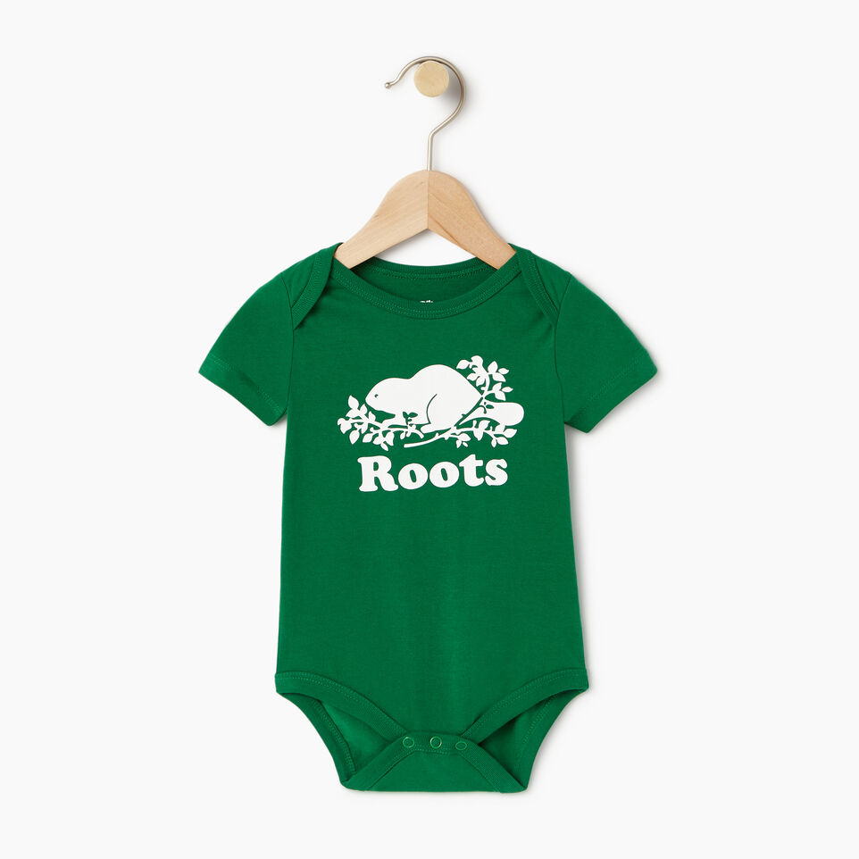 Roots-undefined-Baby Cooper Beaver Bodysuit-undefined-A