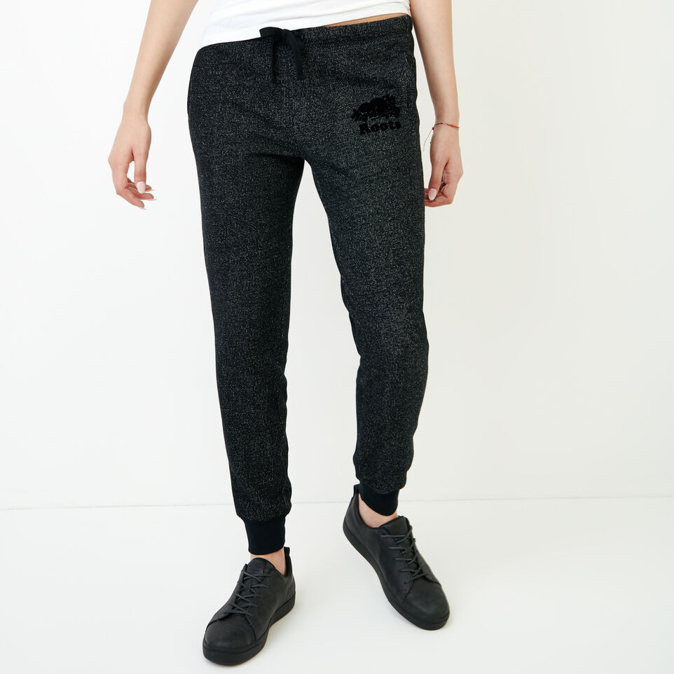 Roots-undefined-Slim Cuff Sweatpant - Short-undefined-A
