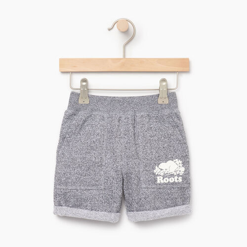 Roots-Kids Our Favourite New Arrivals-Toddler Park Short-Salt & Pepper-A
