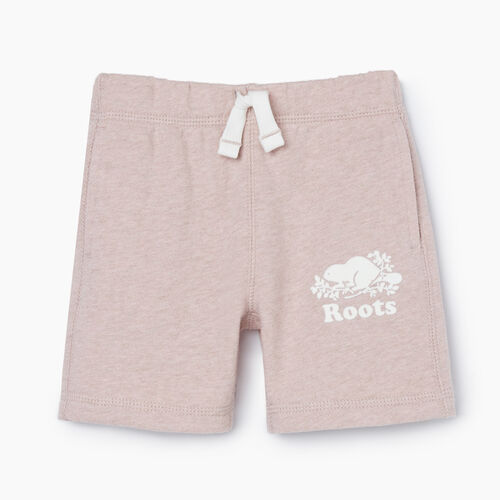Roots-Kids New Arrivals-Toddler Original Roots Short-Deauville Mauve Mix-A