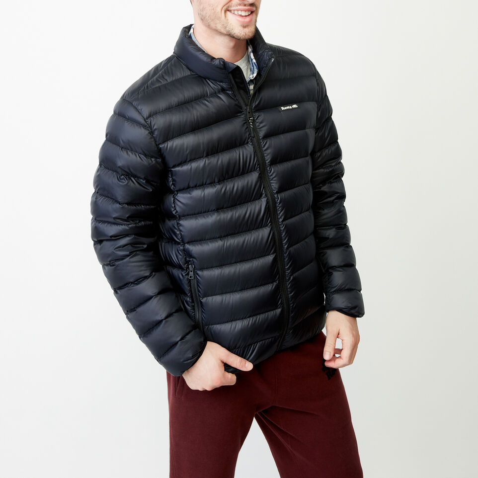 772248b2bfe Roots Packable Down Track Jacket | Outerwear | Roots