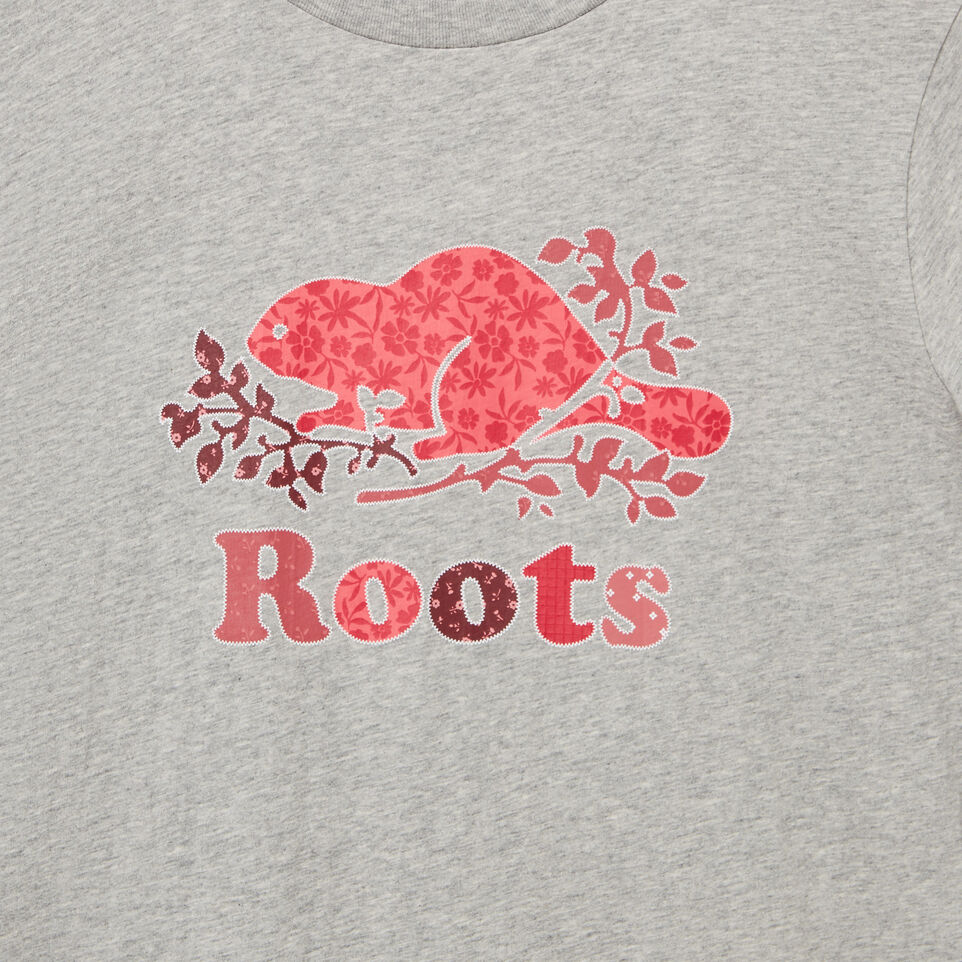 Roots-undefined-T-shirt Patchwork-undefined-C