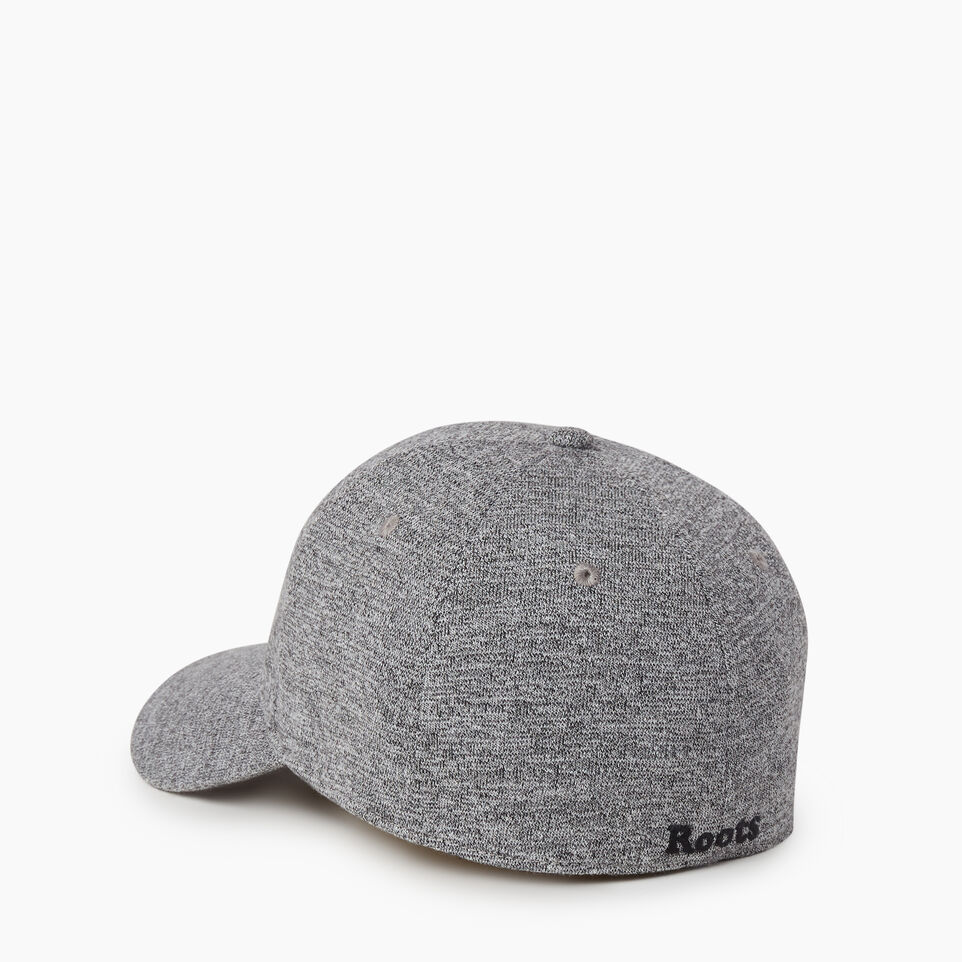 Roots-undefined-Stretch Fitted Baseball Cap-undefined-C