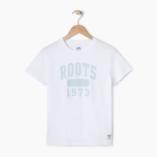 Roots-Women Our Favourite New Arrivals-Womens Block 1973 Canada T-shirt-Crisp White-A