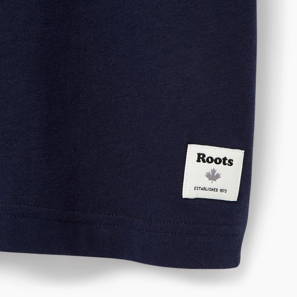 Roots-undefined-Mens Hock Eh T-shirt-undefined-C
