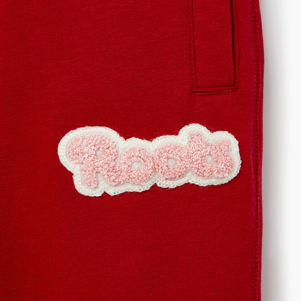 Roots-undefined-Girls Cabin Sweatpant-undefined-D