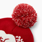 Roots-Sale Girls-Kids Cooper Glow Toque-Cabin Red-E