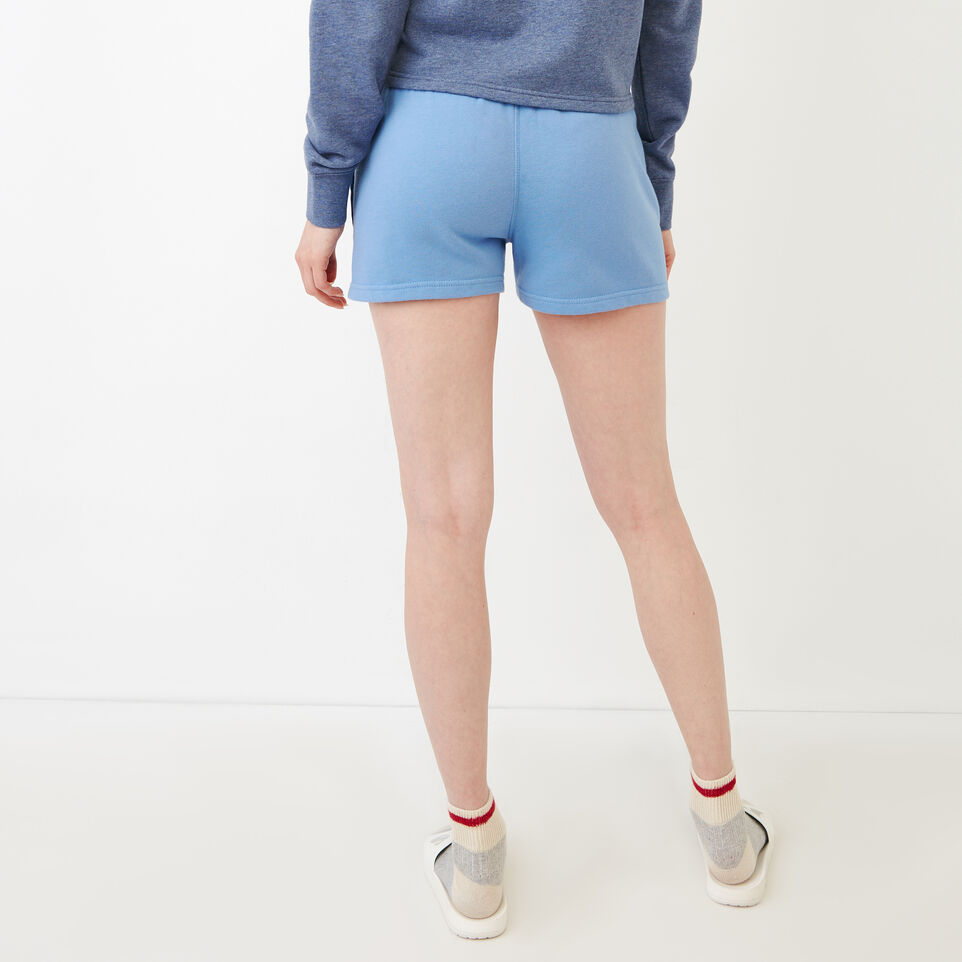 Roots-Women Our Favourite New Arrivals-Original Sweatshort-Blue Bonnet-D