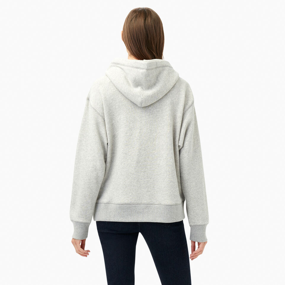 Roots-undefined-Georgina Terry Sweat Hoody-undefined-D