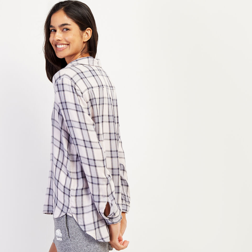Roots-undefined-Sachs Plaid Shirt-undefined-C