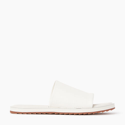 Roots-Women Footwear-Womens Kensington Sandal-Pearl-A