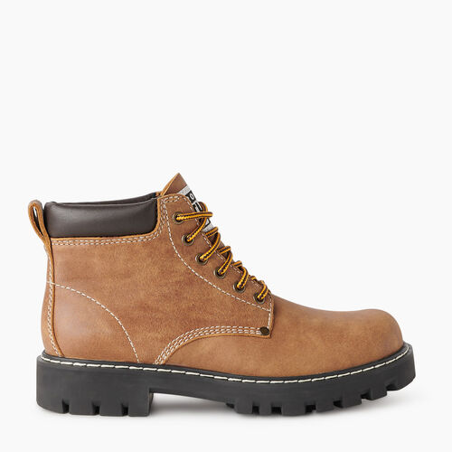 Roots-Gifts Holiday X Arielle & Leah-Womens Tuff OG Boot-Natural-A