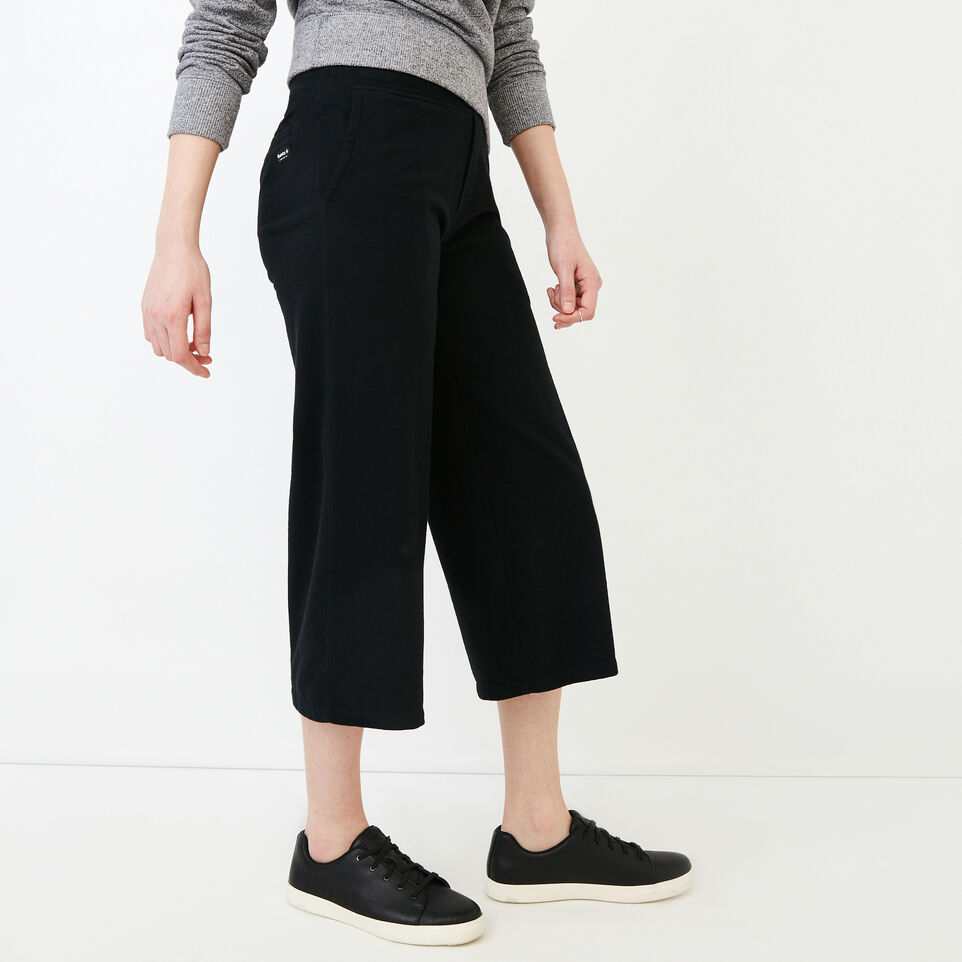 Roots-Women Our Favourite New Arrivals-Melange Terry Sweatpant-undefined-C