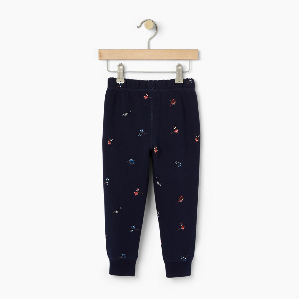 Roots-Kids Our Favourite New Arrivals-Toddler Hockey AOP Sweatpant-Cascade Blue-B