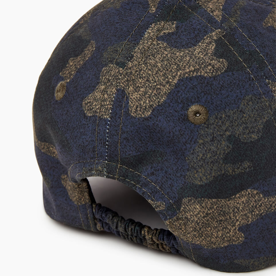 Roots-undefined-Toddler Camo Baseball Cap-undefined-D