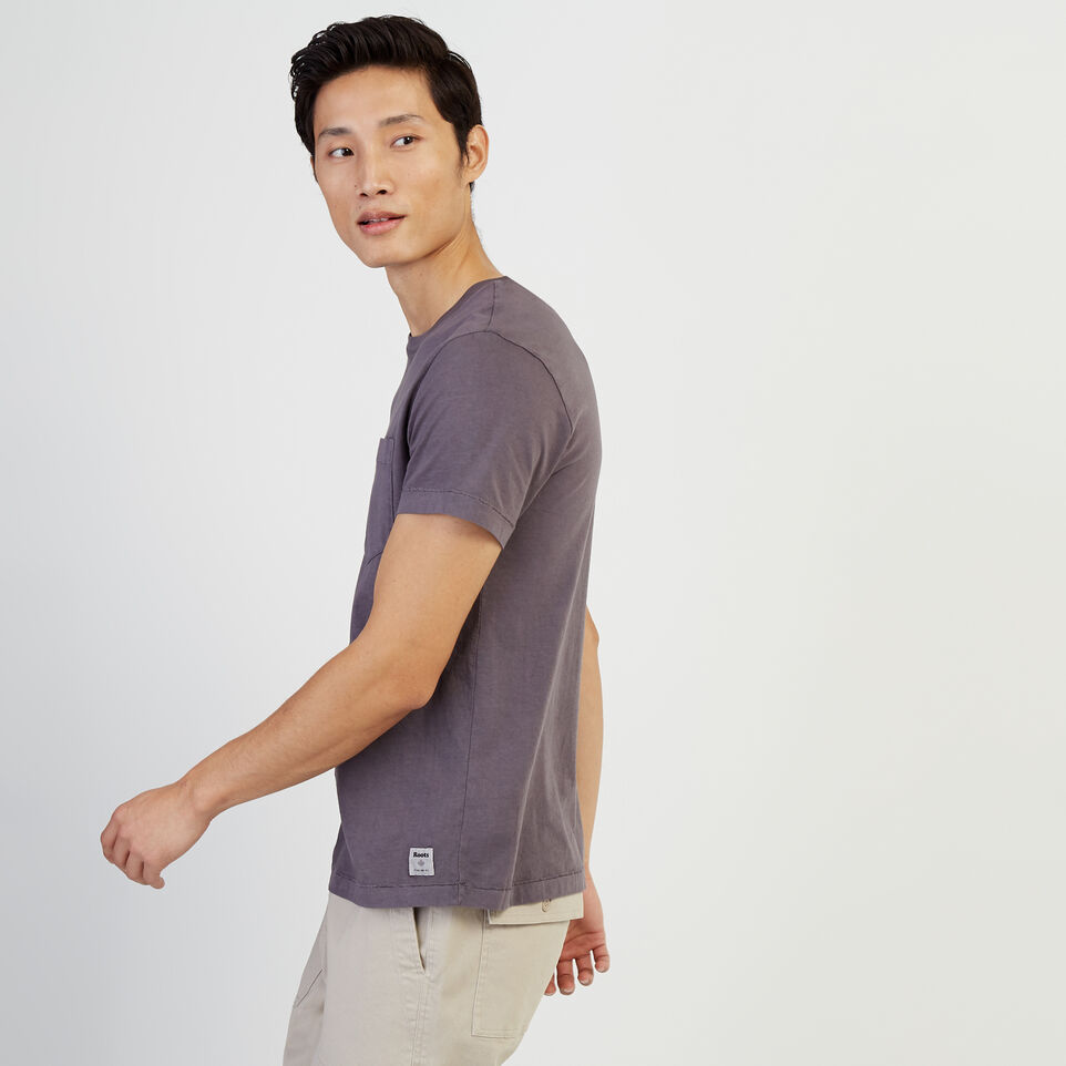 Roots-undefined-Essential Pocket T-shirt-undefined-C