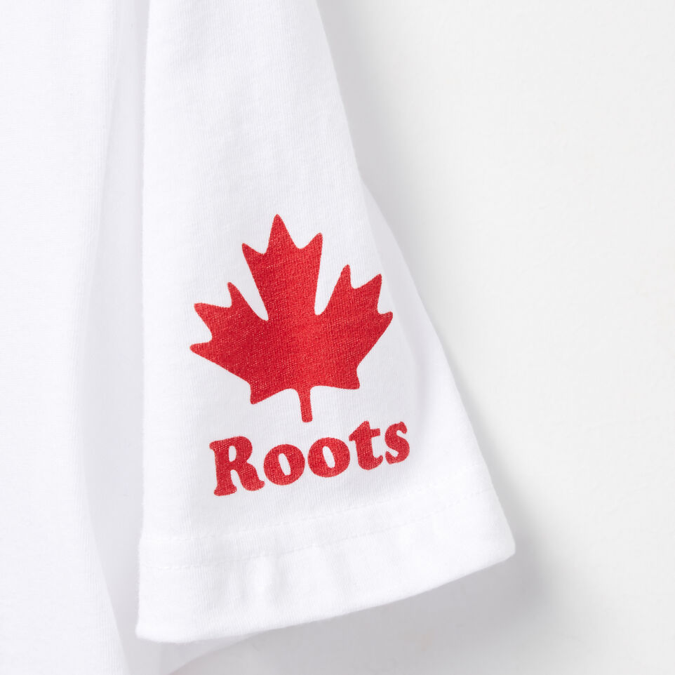 Roots-undefined-Mens Cooper Canada T-shirt-undefined-D
