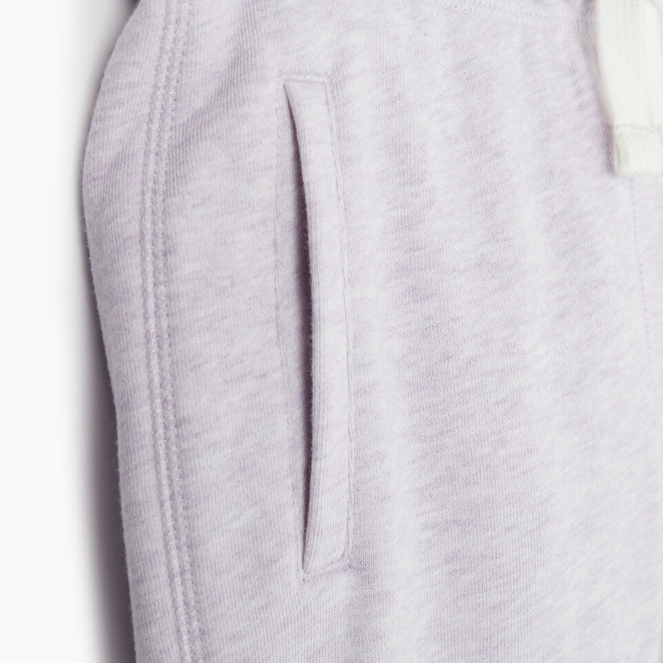 Roots-Sale Kids-Girls Easy Ankle Sweatpant-Wisteria Mix-E