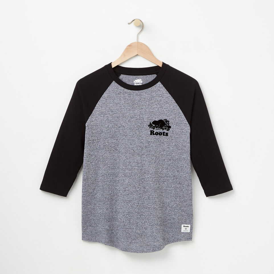 Roots-Womens Cooper Baseball Top