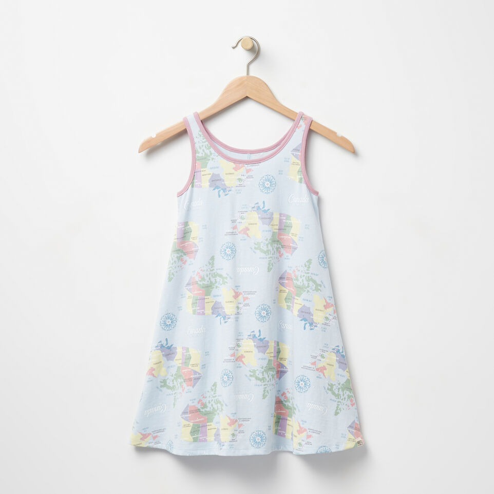 Roots-undefined-Girls Coastal Tank Dress-undefined-A