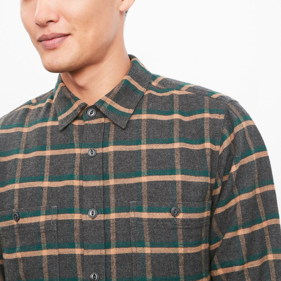 Roots-undefined-Armstrong Flannel Shirt-undefined-C