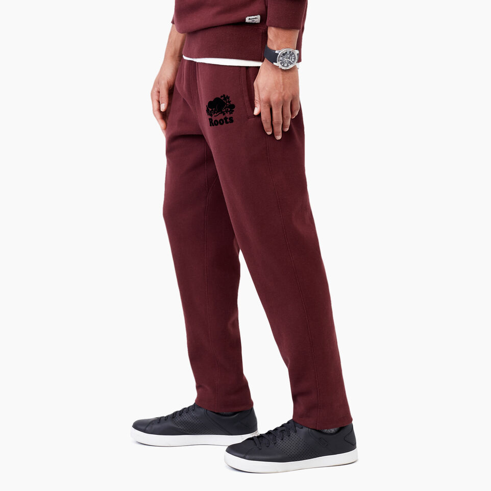 Roots-undefined-Park Slim Open Bottom Sweatpant-undefined-C