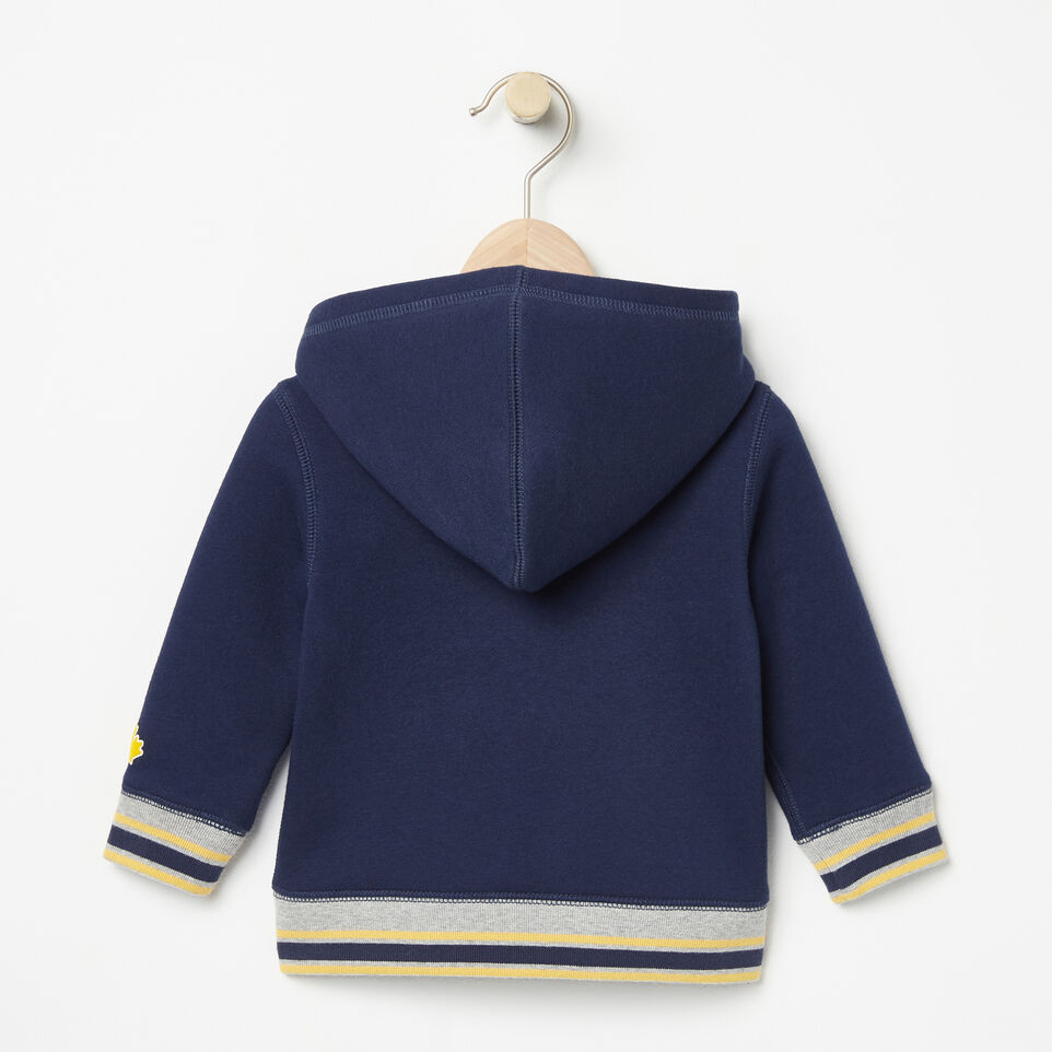 Roots-undefined-Baby Sideline Full Zip Hoody-undefined-B