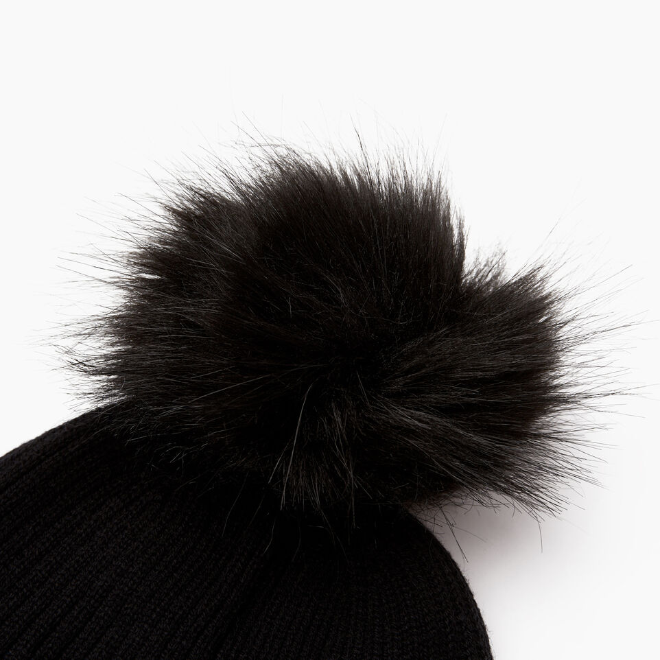 Roots-undefined-Robson Faux Fur Pom Pom Toque-undefined-E