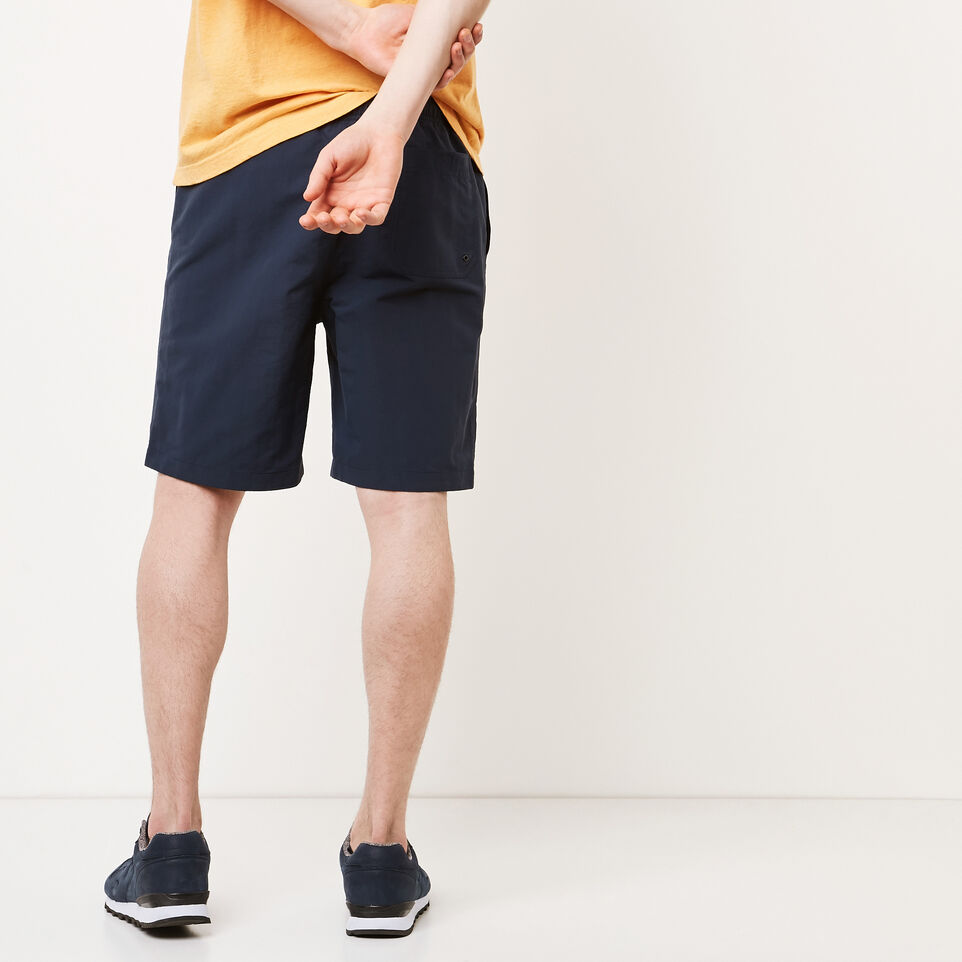 Roots-undefined-Nylon Camp Shorts-undefined-D
