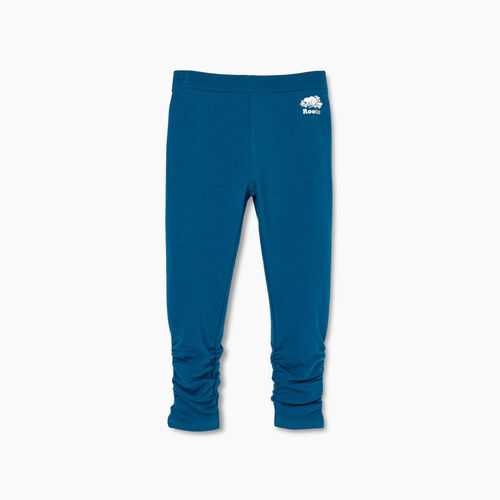 Roots-Kids Toddler Girls-Toddler Cozy Ruched Legging-Moroccan Blue-A