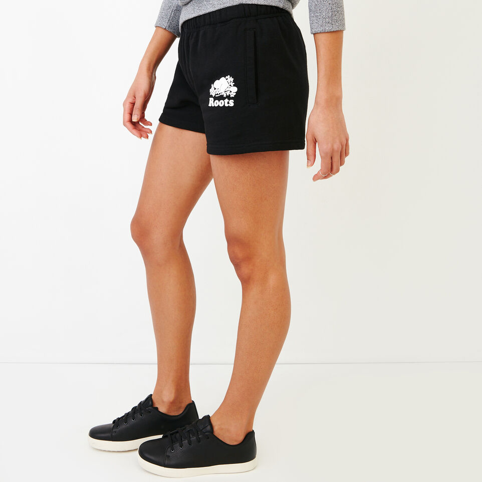 Roots-Women Our Favourite New Arrivals-Original Sweatshort-undefined-C