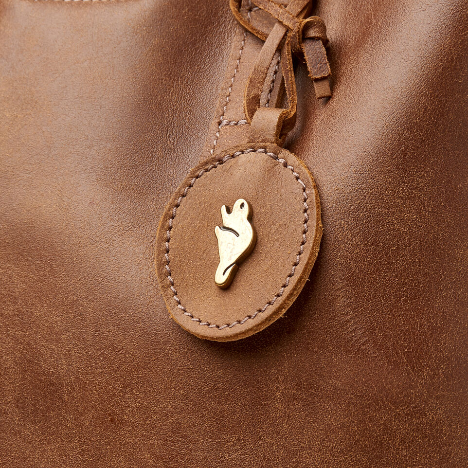 Roots-Leather  Handcrafted By Us Our Favourite New Arrivals-Junction Foldover-Natural-D