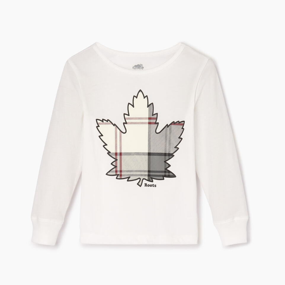 Roots-undefined-Toddler Roots Maple Sleep Top-undefined-A