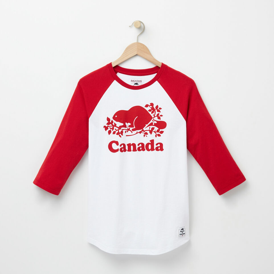 Roots-undefined-Womens Cooper Canada Baseball T-shirt-undefined-A