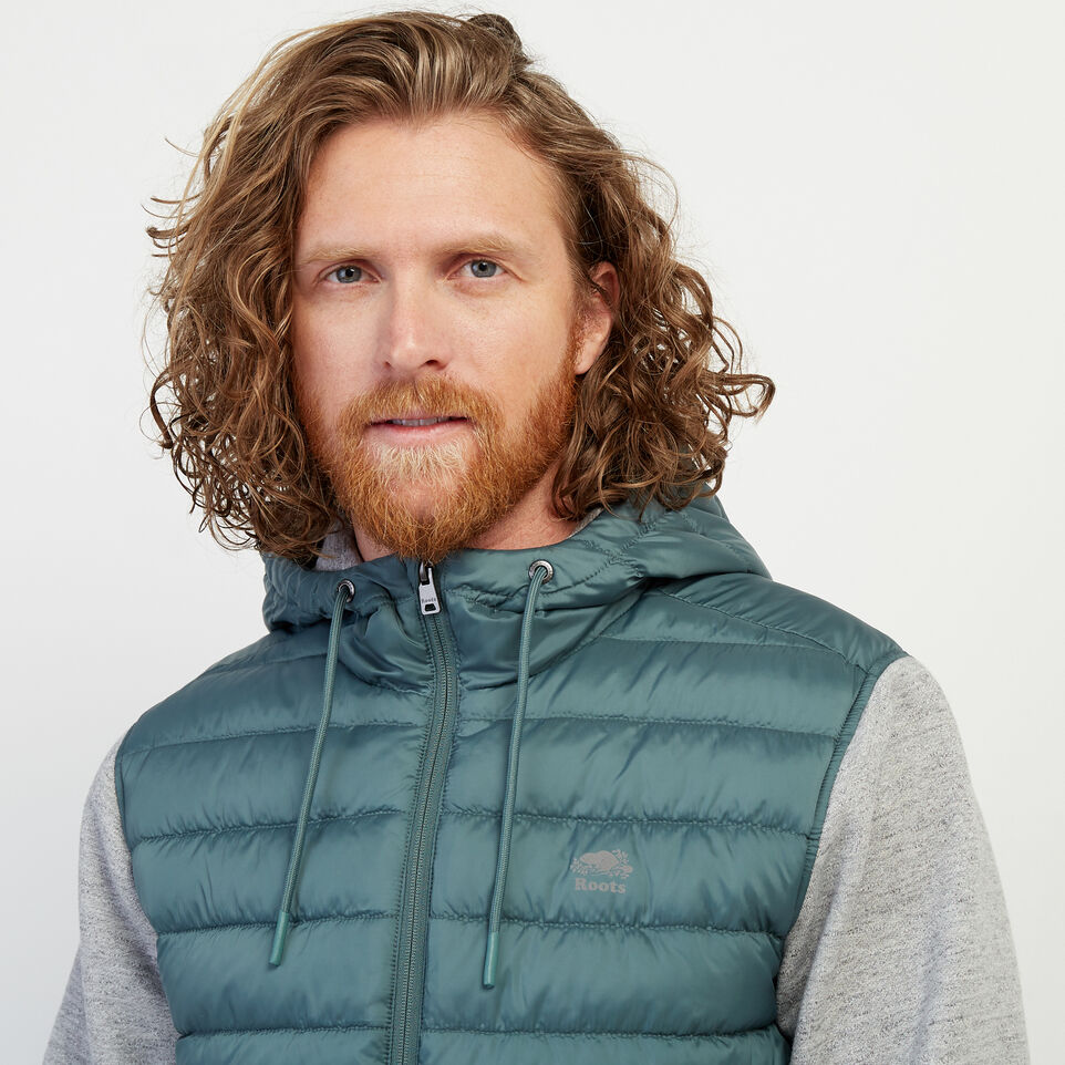 Roots-New For February Journey Collection-Journey Hybrid Jacket-North Atlantic-E