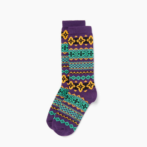 Roots-Women Our Favourite New Arrivals-Chalet Sock-Pansy-A