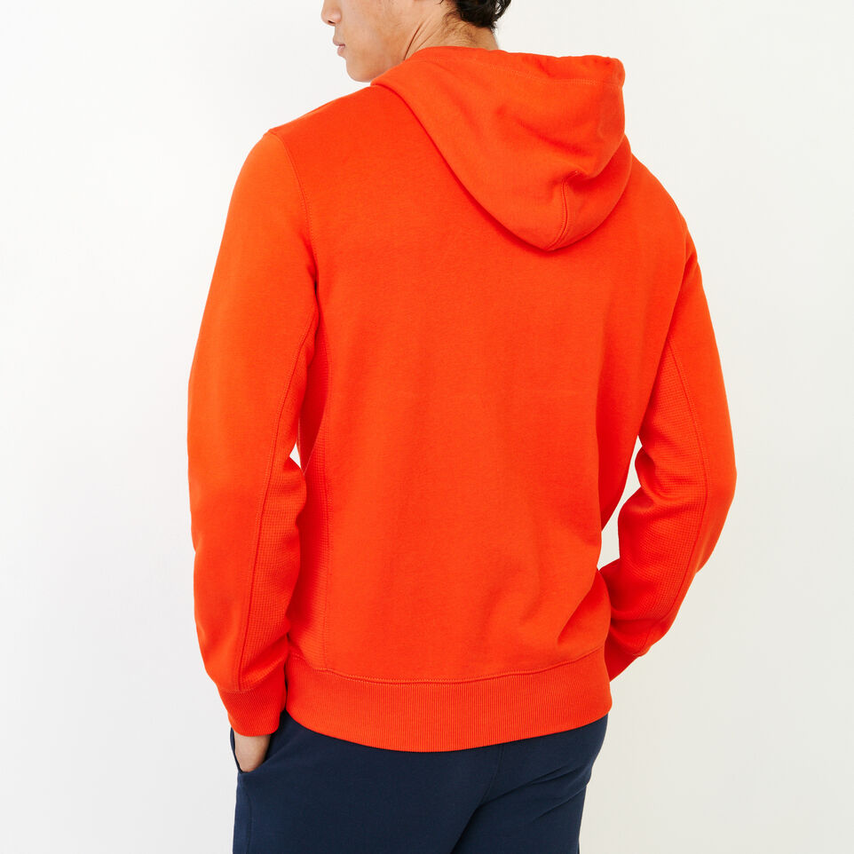 Roots-Men Our Favourite New Arrivals-Roots Breathe Hoody-Spicy Orange-D