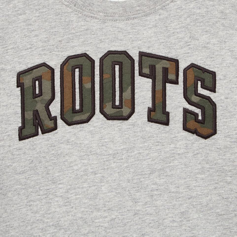 Roots-undefined-Boys Arch Roots T-shirt-undefined-D