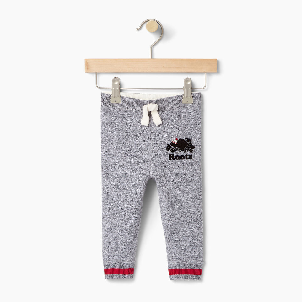 Roots-undefined-Baby Buddy Cozy Fleece Sweatpant-undefined-A